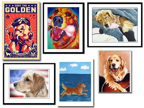 The Golden Retriever Shop Gifts Accessories And Collectibles
